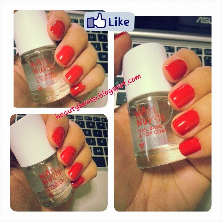 nail nurse top coat