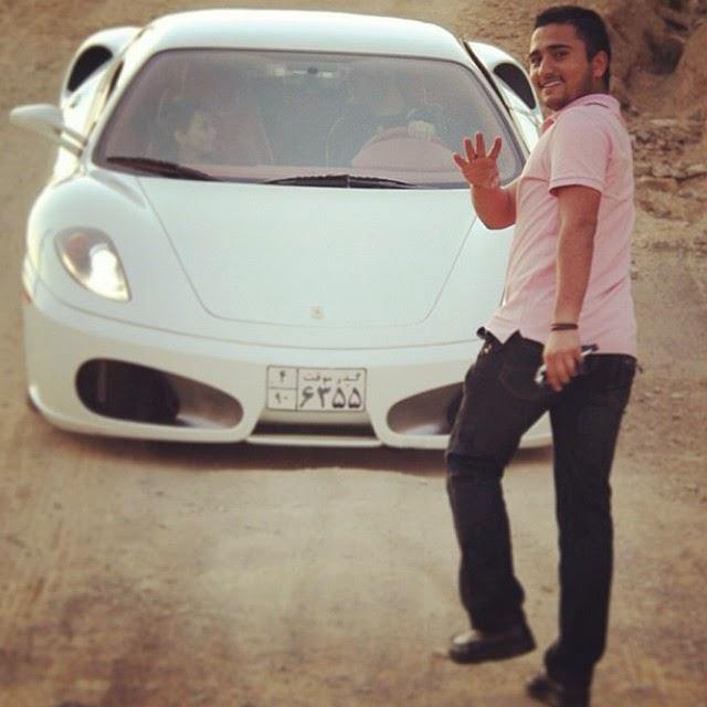 jóvenes ricos en Irán