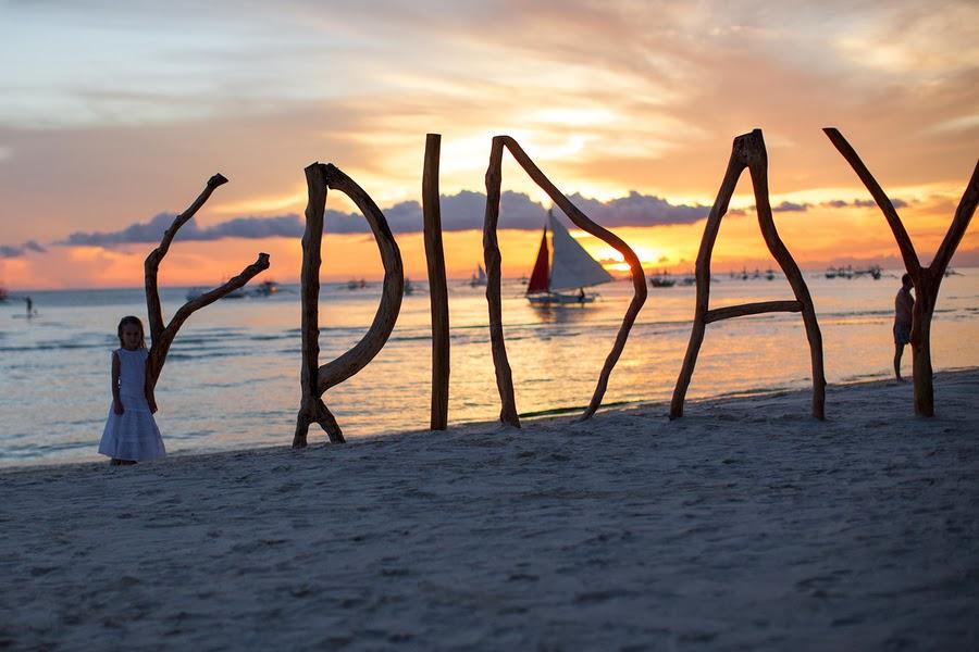 Friday at Boracay Beach