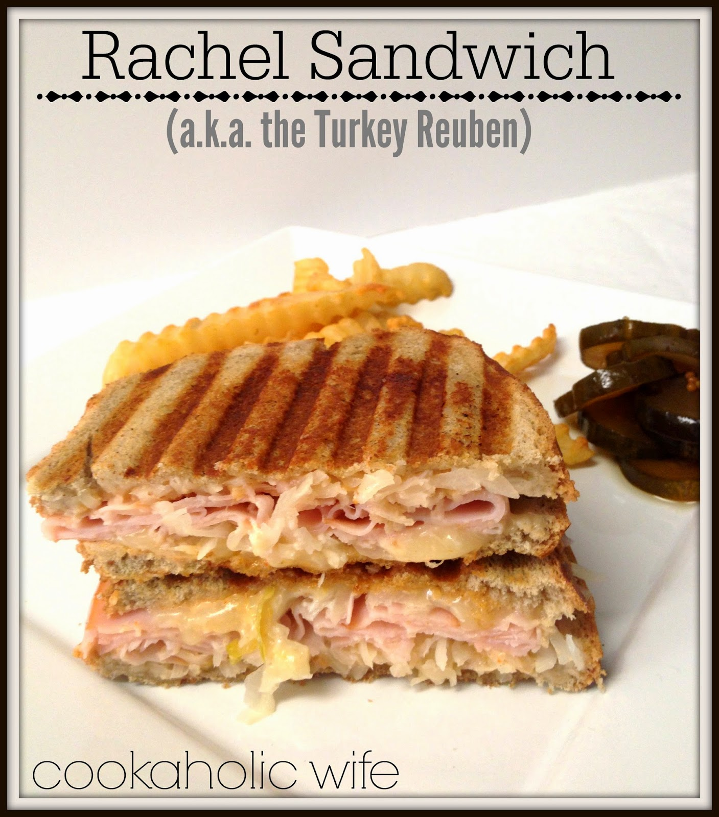 The Rachel Sandwich Recipes — Dishmaps