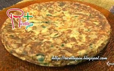Frittata con Gorgonzola Noci e Coste di Cotto e Mangiato