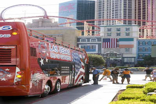 Sightseeing Bus Tours - Las Vegas