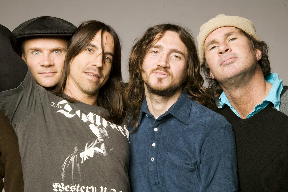 Profil dan Biografi Red Hot Chili Peppers