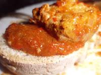 costilla en salsa