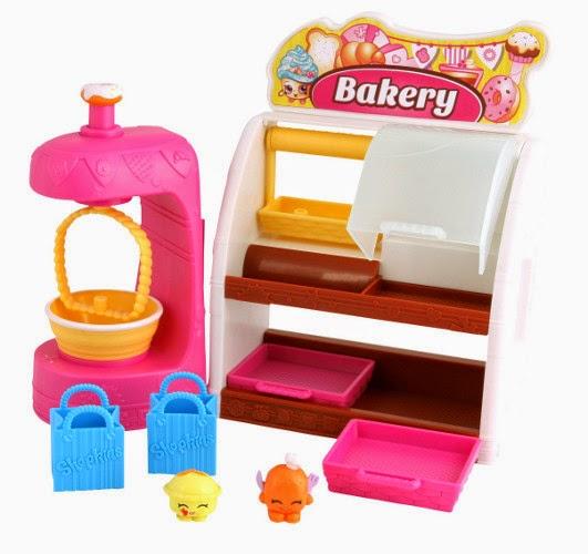 JUGUETES - SHOPKINS - La Panaderia  Producto Oficial | Giochi Preziosi 56006 | A partir de 5 años