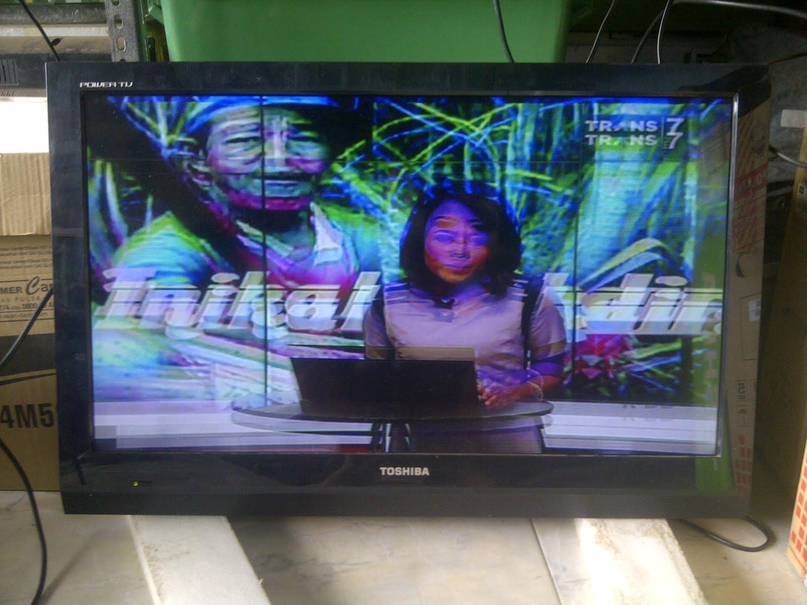 SPECIALIST SERVICE TV TOSHIBA