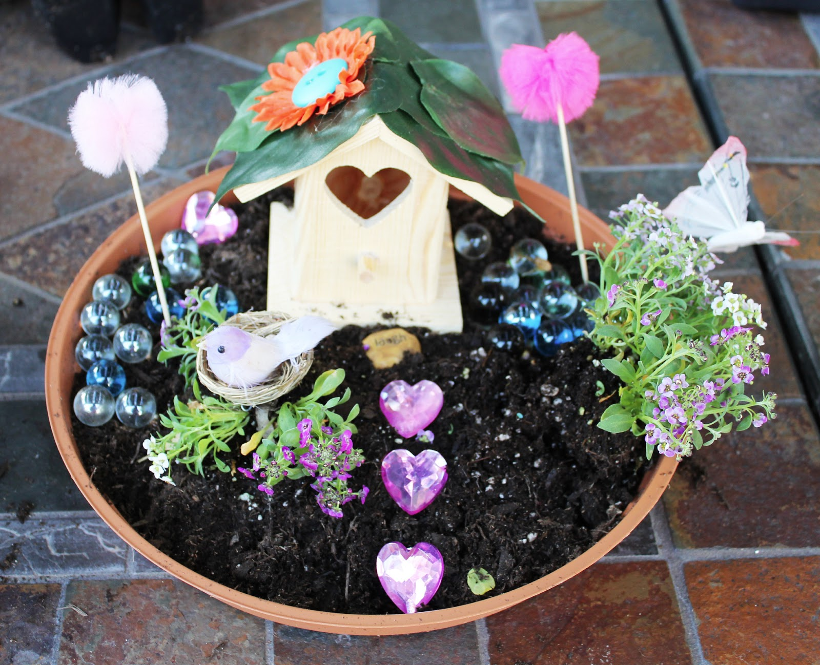 Creatively Quirky at Home: Emelia\'s Magical Fairy Garden Party ...