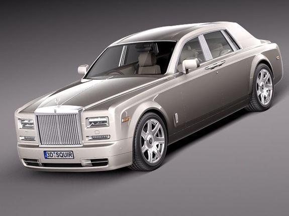 2013 rolls-royce phantom exterior #9 - size 800