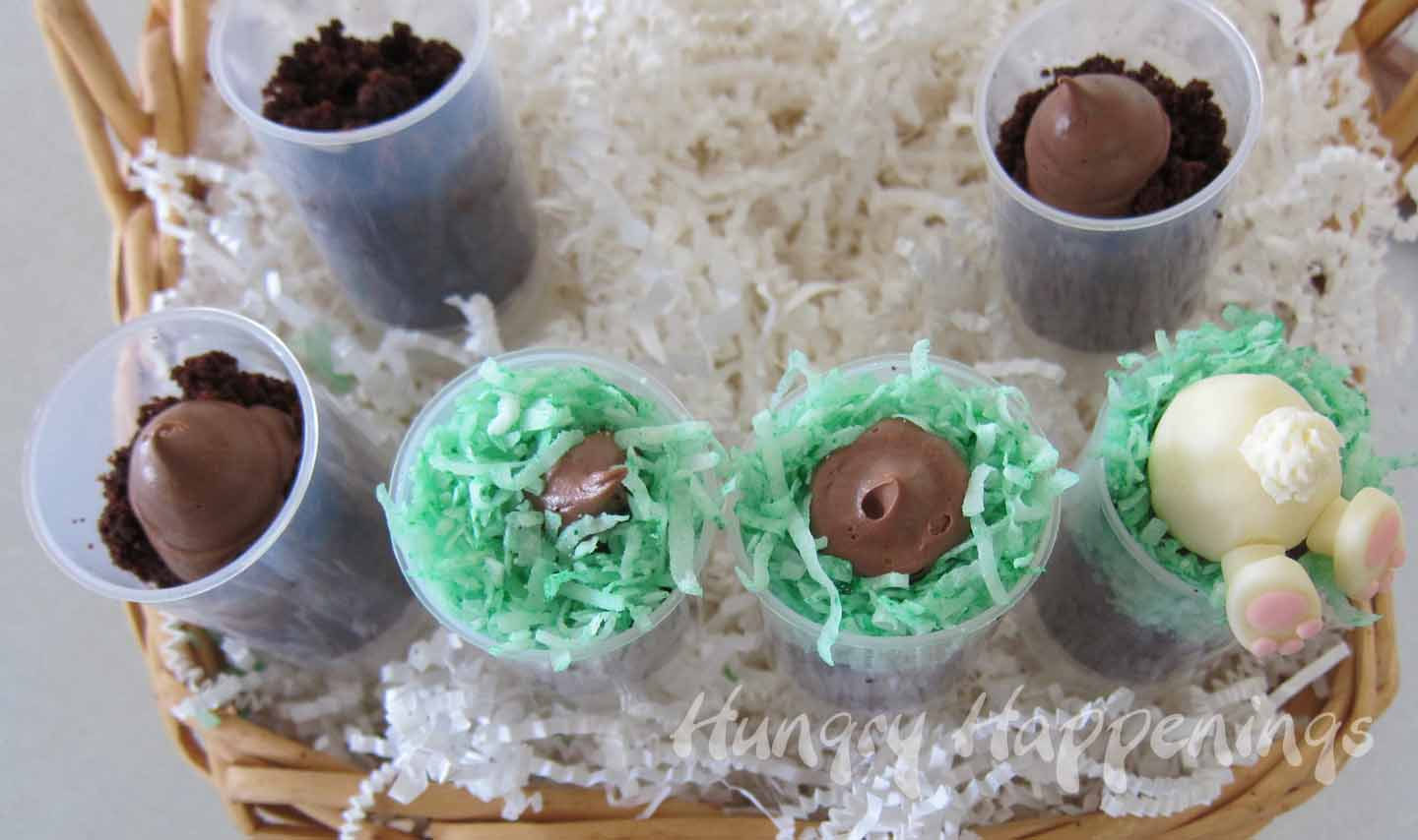 Down the bunny hole push up pop treats hungry happenings looking for a fun project to work on in the kitchen with your kids try negle Choice Image