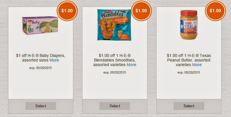 if you have not signed up for heb digital coupons you should consider doing so