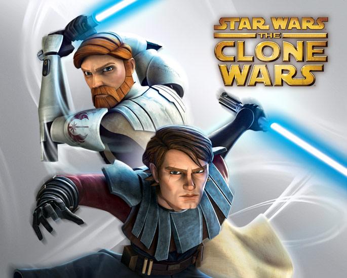 Star Wars The Clone Wars (serie) Star+Wars+-+Clone+Wars+-+Cartoon+Network+para+a+Disney