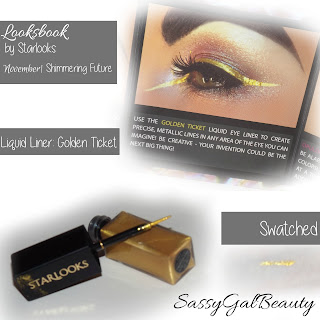 Golden Ticket - Liquid Eyeliner