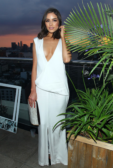 Actress @ Olivia Culpo - Vanity Fair And GUESS Summer Soiree in NYC