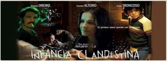 Infância Clandestina (2012)