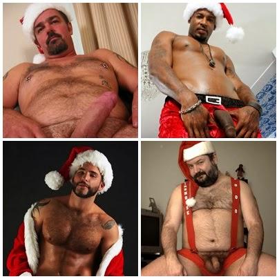 Natal com machos pelados 2