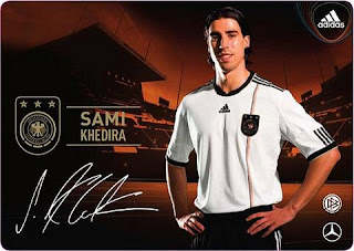 Sami Khedira Wallpaper 2011 5