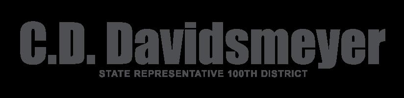 Illinois State Representative C.D. Davidsmeyer