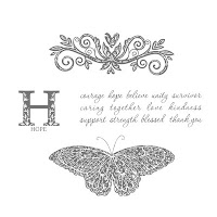 Imagery for Stampin' Up! Strength & Hope Stamp Set