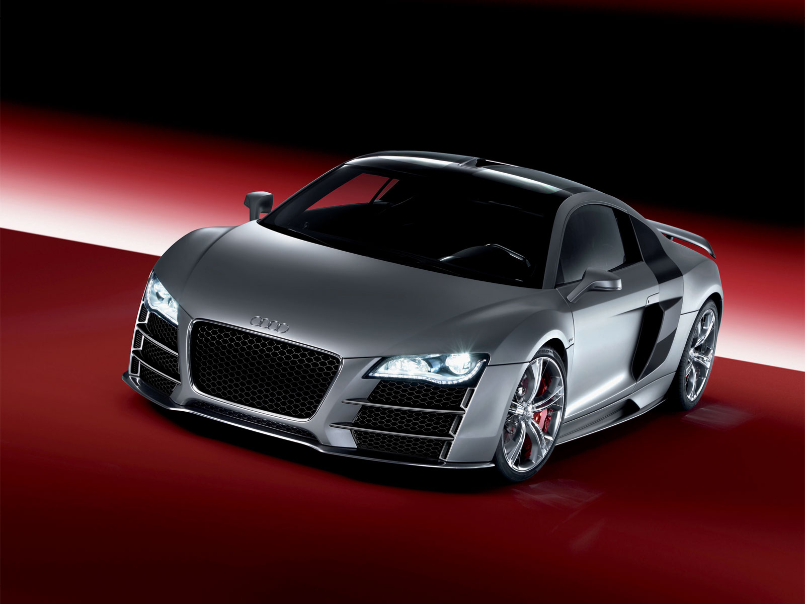 Hd Car Wallpapers Audi R8 V12 Wallpaper