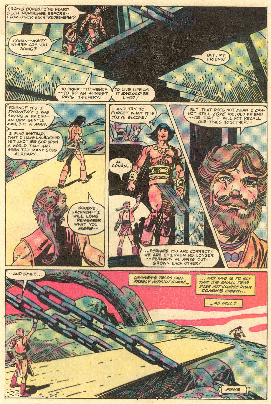 Conan the Barbarian (1970) Issue #130 #142 - English 22