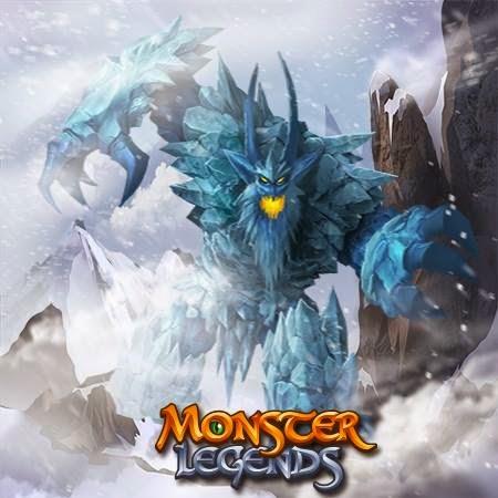 imagen de la oferta del monstruo walker de monster legends