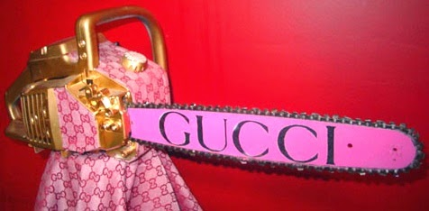 Peter Gronquist - Gucci Chainsaw