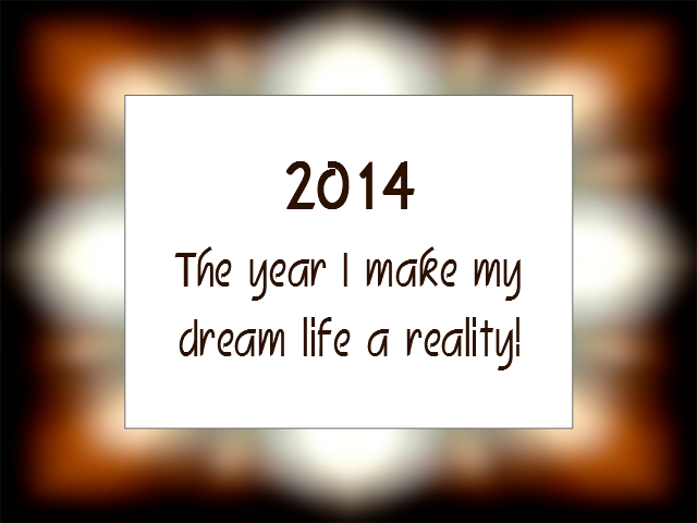 NEW YEAR affirmation