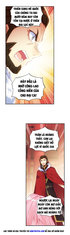 Thiên Châu Biến - Chap 7