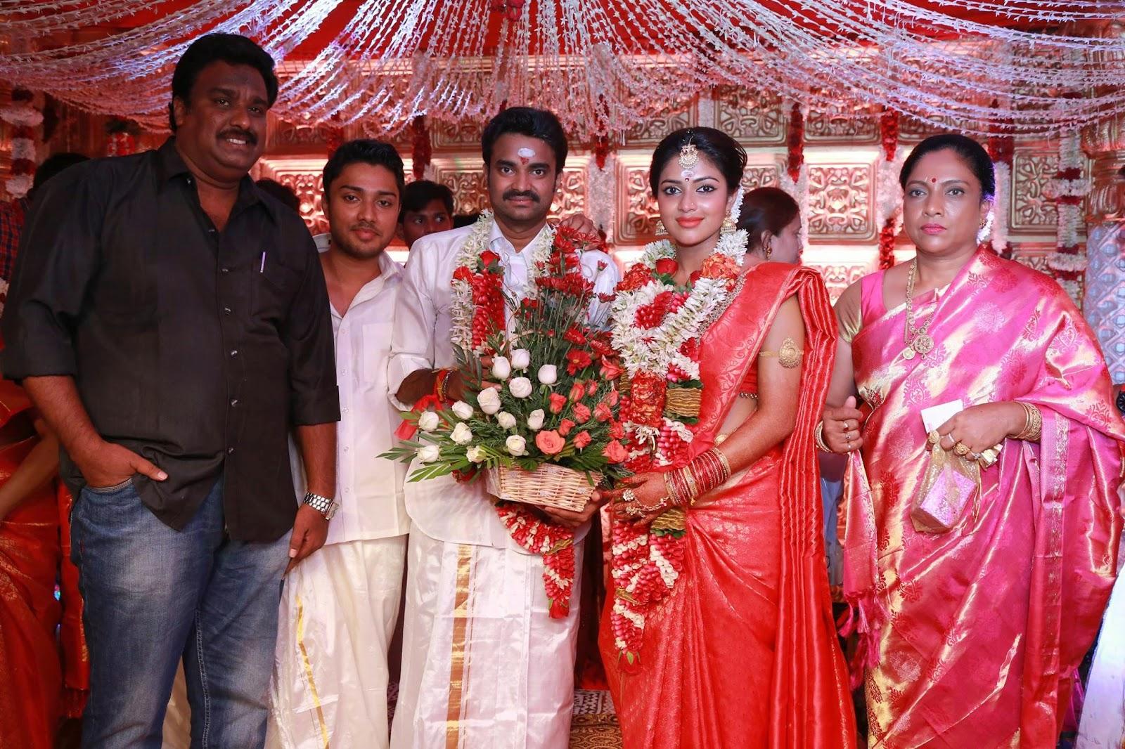 Amala Paul Al Vijay wedding Photos gallery-HQ-Photo-14