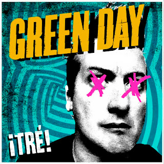 Capa do CD Green Day – ¡Tré! width=
