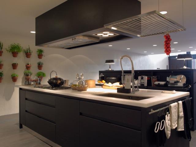 cocina diseño minimalista