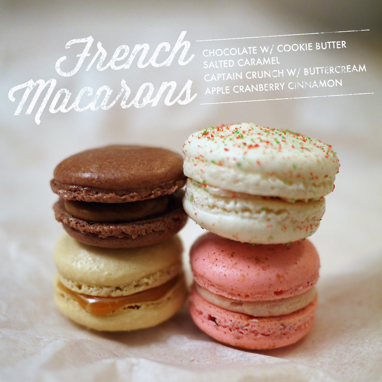 How To Make Macarons Step By Step | www.pixshark.com ...