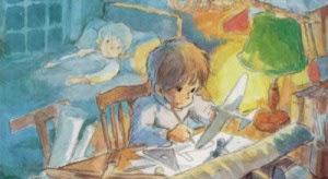 For My Sister - 1983 Miyazaki Storybook