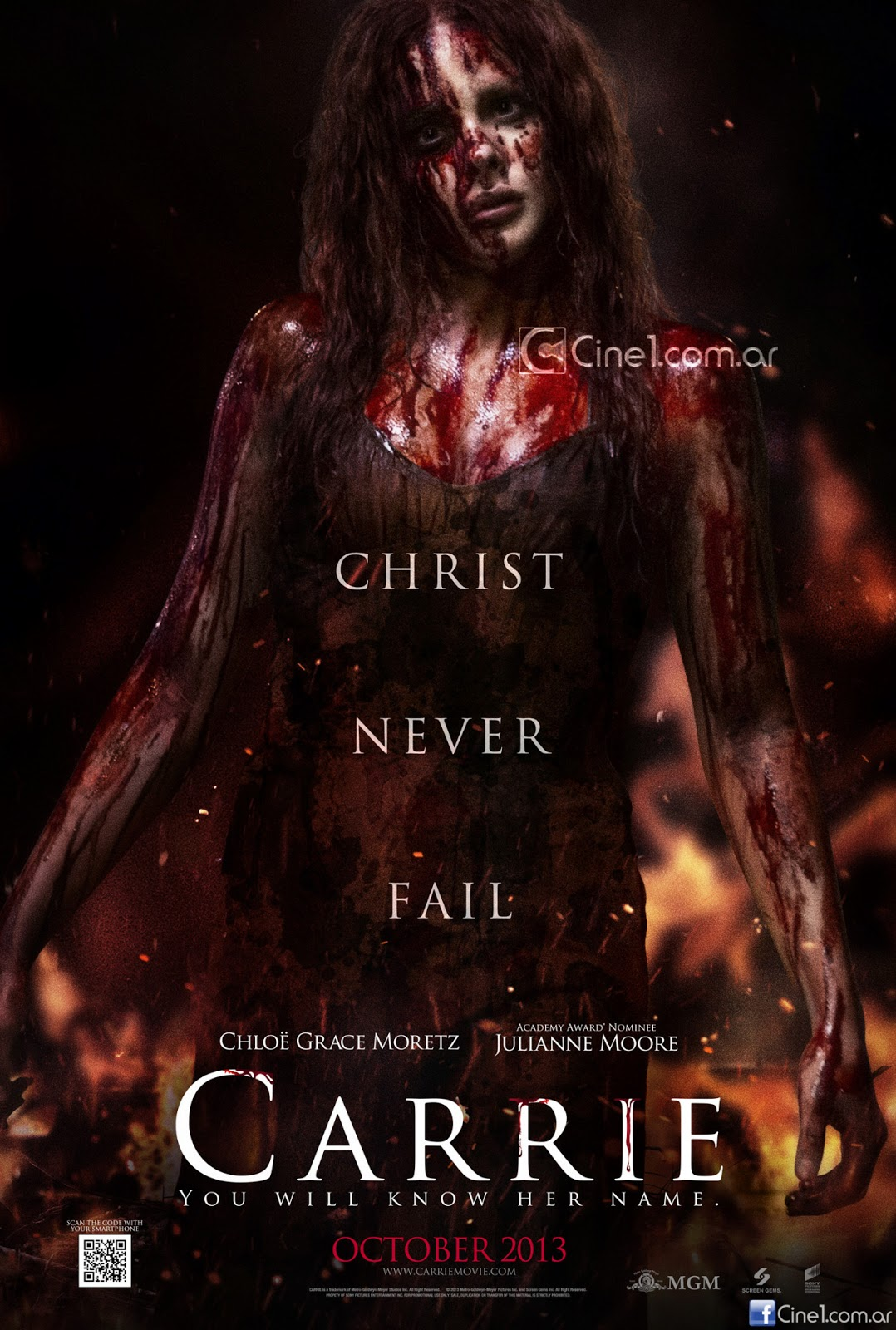 Super Horror Upcoming Hollywood Movie Carrie Trends Mane
