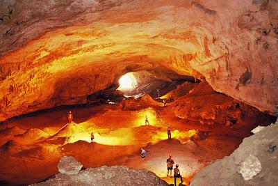Caverna Toca da Boa Vista - Bahia