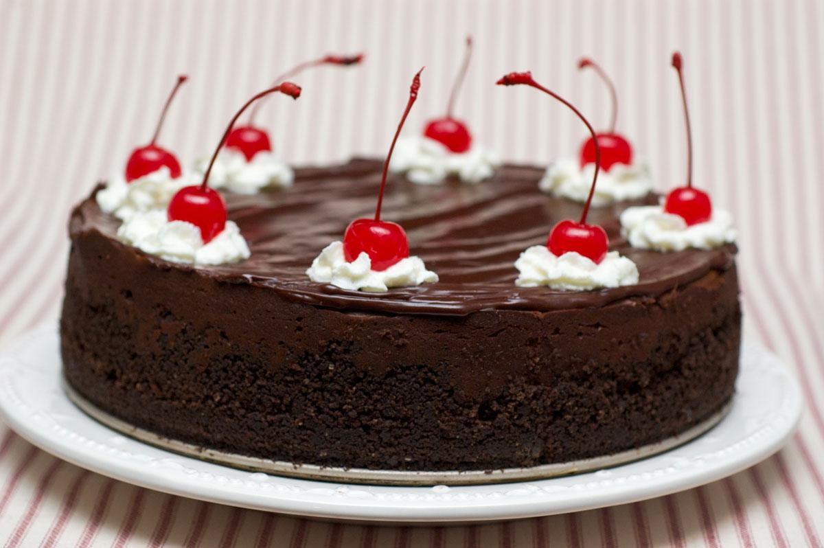 Chocolate Cheesecake Crust: