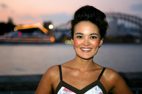 Yumi Stynes Celebrity In Style