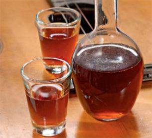 настойка чернослива на спирту