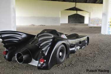 Mobil Batman 4