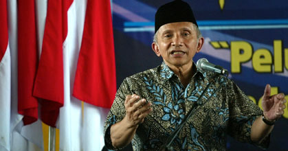 Mantan Ketua MPR : Pemerintahan Jokowi Didukung Kekuatan Siluman