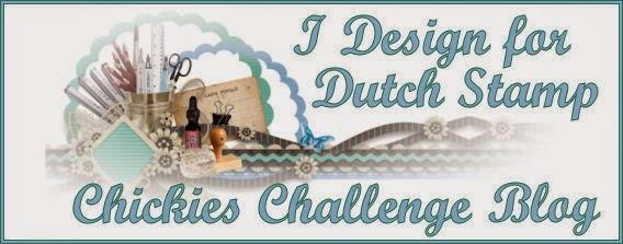 Dutch Stamp Chickies Challenge