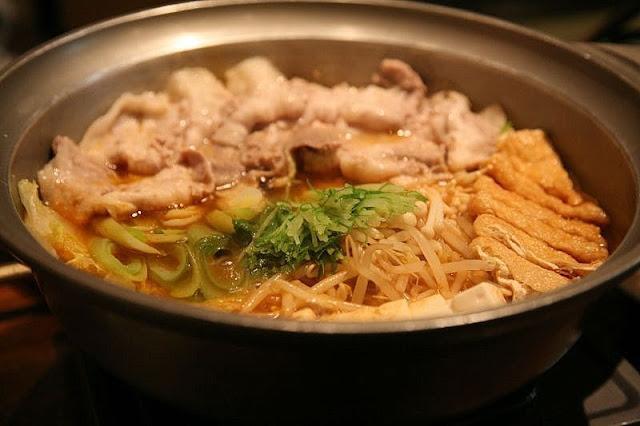 tachiyama chanko nabe tachiyama s beef and chicken hot pot