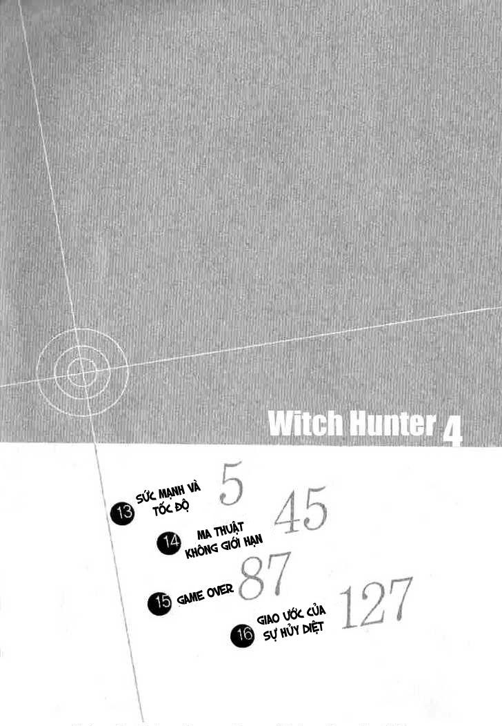 Witch Hunter – Thợ Săn Phù Thủy chap 13 Trang 4 - Mangak.info