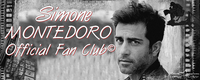 Simone Montedoro Official Fan Club© Website