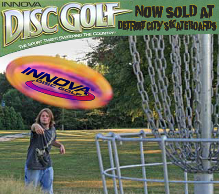 disc golf stores: