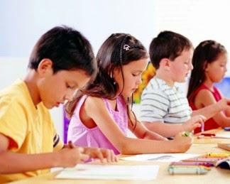 Belajar dan Cara anak belajar