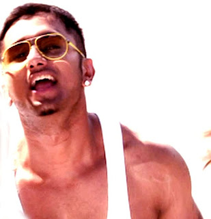 Honey Singh wearing glasses 2013