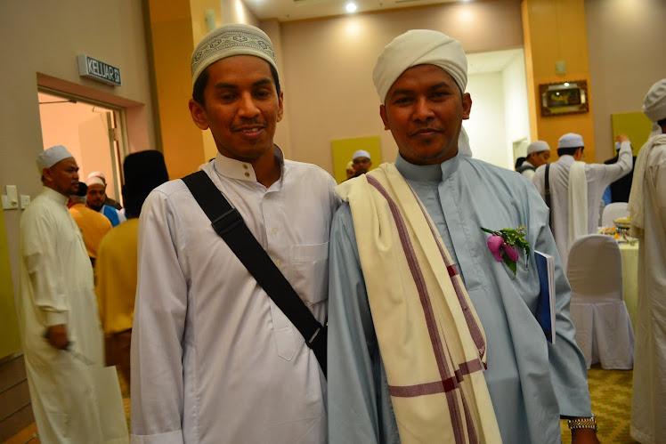 Bersama Al-Habib Hasan Al-Kaf