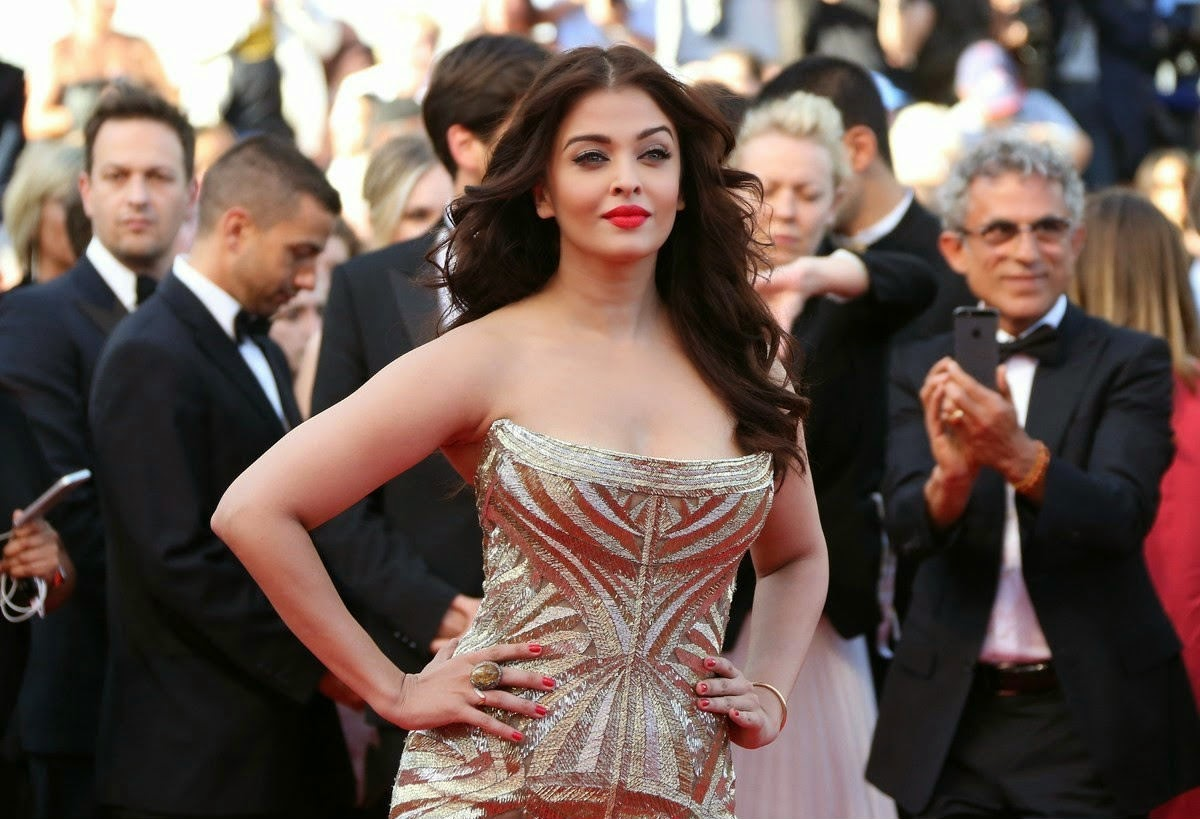 Aishwarya Rai Bachchan Cannes Look