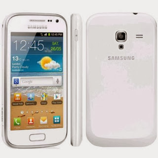 Verizon Samsung Galaxy Ace 2 i8160 White Factory Unlocked 4GB 5MP Droid